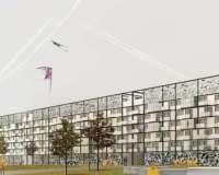Projekt humanizacji najdłuższego bloku w Warszawie